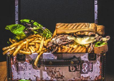 Beef Onion Sandwich