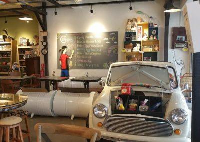 Cafe Interior 1