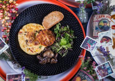 Deluxe Spanish Omelette